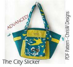 City Slicker Bag Pat