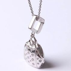 Find More Pendant Necklaces Information about Free Shipment Designer Style Women Sterling Silver With Platinum Plated Zircon Bag Pendant Necklace,High Quality silver bead choker necklace,China silver boot Suppliers, Cheap bag beer from Perfect-Jewellery on Aliexpress.com