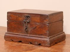 Small Old Box from Scaramanga