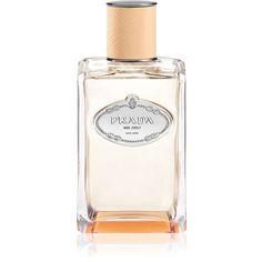 Prada Les Infusions Fleur D'Oranger Eau de Parfum (€150) ❤ liked on Polyvore featuring beauty products, fragrance, perfume, beauty, makeup, no color, eau de perfume, parfum fragrance, eau de parfum perfume and edp perfume