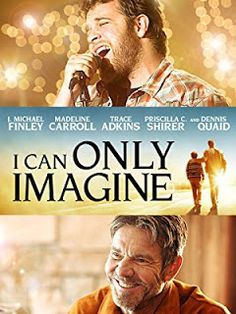 Watch Streaming I Can Only Imagine : HD Free Movies Growing Up In Texas, Bart Millard Suffers Physical And Emotional Abuse At The Hands Of His. See Movie, Movie List, Film Movie, Good Christian Movies, Christian Films, Christian Posters, Christian Videos, Amy Grant, Glee