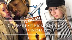 Vlog #8   On s'est fait kicked out du ciné: Logan + Miami (07-03-17)