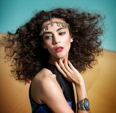 Tendencias de maquillaje: estilo étnico