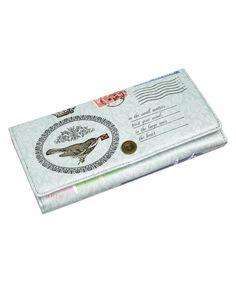 Wild & Wolf Multi-coloured keepsake fold-out wallet, Designer Homeware Sale, Outlet , SECRETSALES