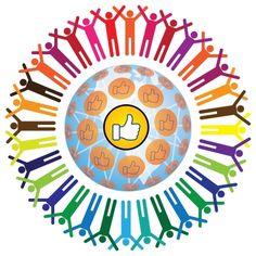 Le #opportunità di #lavoro si trovano grazie alla rete di #relazioni personali. #ReteDiConoscenze #JobiJoba_IT