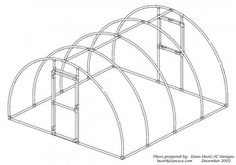 PVC Projects, PVC Plans, and Instructions. Instructions and videos for tons of fun and easy DIY pvc pipe projects. Pvc Greenhouse Plans, Tunnel Greenhouse, Lean To Greenhouse, Greenhouse Growing, Greenhouse Wedding, Backyard Greenhouse, Cheap Greenhouse, Greenhouse Frame, Underground Greenhouse
