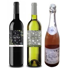 Tautila free alcohol wines pack