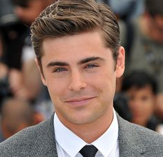 Oh, Zac, thanks for growing up to be such man candy.