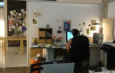 Coworking Space - Studio Banana, Madrid, Spain
