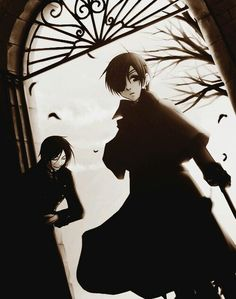 I don't think that Ciel and Sebastian would work all that well.... PLEASE DON'T KILL ME FANGIRLS!