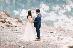 Now this is what you call an elopement in Switzerland - Engaged and Ready Beautiful Words, Personal Wedding Vows, Wedding Ceremony, Wedding Day, Wedding Blessing, Life Before You, Florida Springs, Sheer Beauty, Bride Makeup