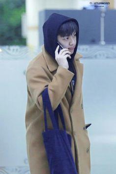 ♡♡♡ Cross Gene, Won Ho, Raincoat, Korea, Boys, Addiction, Fashion, Rain Jacket, Baby Boys