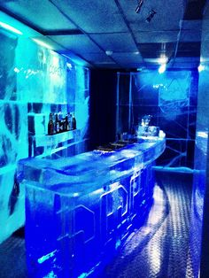 Absolut Ice Bar Stockholm Sweden. Touristy as hell but definitely doing this!