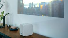 The Portable Ultra Short Throw Projector
