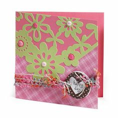 Happy Day Card | Craft Ideas & Inspirational Projects | Hobbycraft