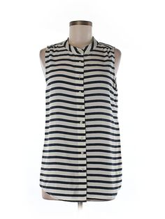 Check it out—J. Crew Factory Store Sleeveless Blouse for $10.99 at thredUP!