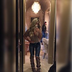 Real Housewife Kim Zolciak Body Shamed Over Thigh Gap