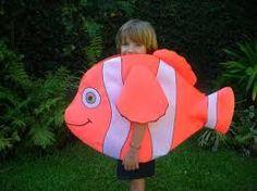 Resultado de imagen para disfraces de peces