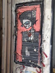 Brick lane street art inspiration