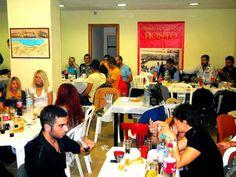 e-Pontos.gr: Υποδοχή πρωτοετών και παραδοσιακό Ποντιακό γλέντι ...