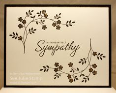 See Julie Stamp - Julie Wadlinger, Stampin' Up! Demonstrator