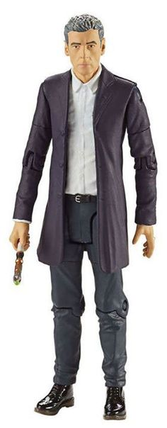 12th Doctor 5″ in White Shirt FPi Exclusive Pre-Order Now