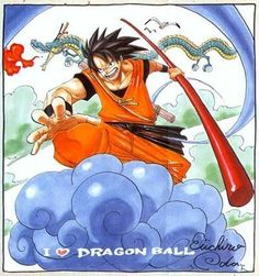 Oda Eiichiro DRAGON BALL