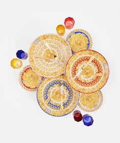 Versace by Rosenthal: A rhapsody of color and detail!NEW Medusa Rhapsody tableware & giftware? ~ Shared by Eleganz Plus in Brooklyn Gianni Versace, Casa Versace, Versace Home, Versace Fashion, Men Fashion, Medusa, Rosenthal Versace, Bosnia Y Herzegovina, Versace Jewelry