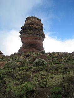 Rock formation ~ Teide National Park ~ Tenerife ~ Canary Islands, Spain (2011)