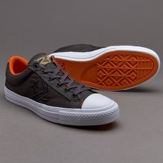 4b2b0a0448662f Converse Cons Star Player Mens Grey Online UK 122133