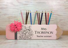 Teacher Sign Teacher Appreciation Gift Personalized Gift