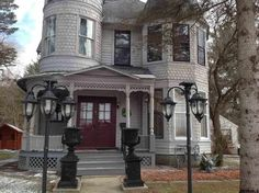 Queen Anne - Gloversville, NY - $99,500 - Old House Dreams