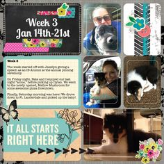 Project Life 2013- Week 3 by Jennilyn Thiboult