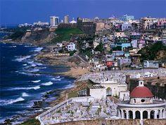 Go to puerto Rico....CHECK!