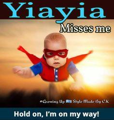 Greek Sayings, Greek Quotes, Greek Memes, Greek Language, Greek Culture, Greeks, Up Styles, Grandparents, Lol