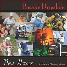 "Rosalie Drysdale releases the song ""New Heroes"", which celebrates the everyday heroes in each of our lives. Hammond Organ, The Hammond, Yamaha Grand Piano, Musical Composition, Going For Gold, Inspirational Music, Pitch Perfect, Original Music, She Song"