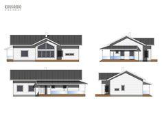 Hirsitalo Pehkola 138 - Kuusamo Hirsitalot Home Fashion, Cabin, Homes, Mansions, House Styles, Home Decor, Houses, Decoration Home, Manor Houses