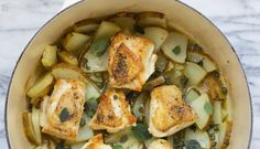 One-Pot Chicken and Potatoes