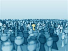 #толпа #нетакой #нетакая #особенный   Стоит толпа. На 80% людей из толпы надеты джинсы. У половины из них — Айфоны. Около 80% из этих людей ездит/ходит на работу утром, и работает на дядю весь день до вечера. Больше половины из них ненавидят понедельники, с трудом дожидаются конца рабочей недели и оттягиваются, кто как может, по пятницам. Половина из них живёт в кредит. Три четверти из толпы — в браке или же имеют целью брак. Более чем для половины из них синонимом успеха является наличие…