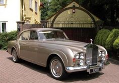 1965 Four-door Sports Saloon by H.J. Mulliner (chassis SEV417, design 2042), one of the 21 units produced