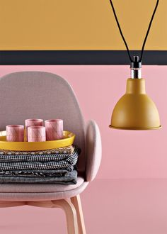 Jaune moutarde, la couleur automnale - Marie Claire Maison