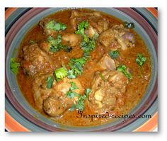 (Pressure Cooker) Chicken Curry ~ From My Kitchen to Yours...