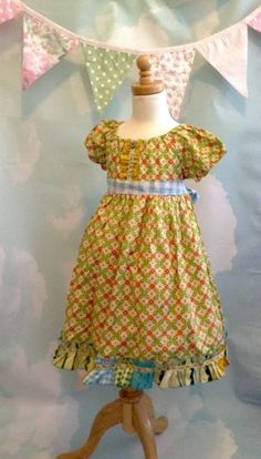 Check out this listing on Kidizen: NWOT Matilda Jane Platinum Peasant Dress #shopkidizen