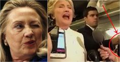 'Fixer' Caught Red-handed On Plane, Proving What Hillary Denied For Years