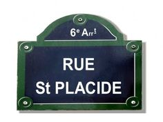 rue saint placide