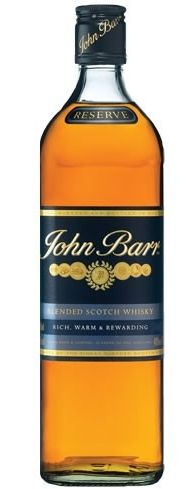 Whisky Blended John Barr - Reserve Teor alcoólico: 40% Volume: 1.000 ml
