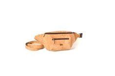 Cork Hip Pack - CABINDA Natural