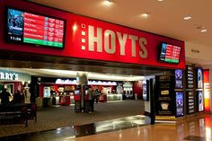 hoyts - Google Search Case Study, Broadway Shows, Google Search