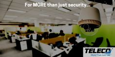 It is a well known fact that employees tend to work harder when they are aware that their bosses are keeping an eye on their activities via video surveillance! Work Harder, Communication System, Small Office, Telephone, Activities, Eye, Education, Small Office Desk, Small Den