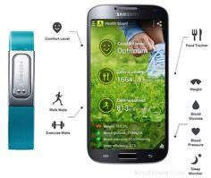 Samsung Galaxy S4 Health